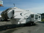 Used 2013 Keystone Cougar 318SAB Fifth Wheel For Sale