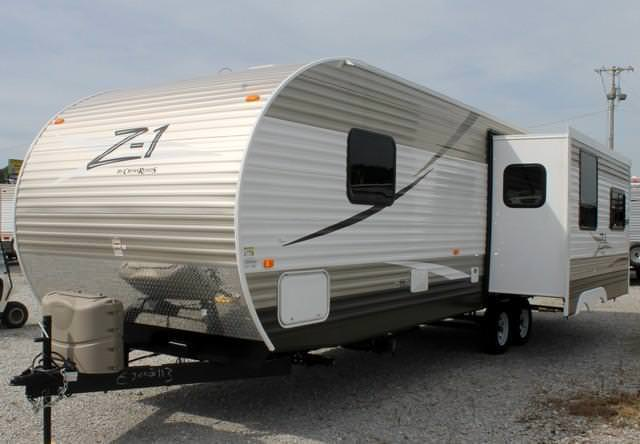 Used 2012 Crossroads Z-1 291RLTS Travel Trailer For Sale