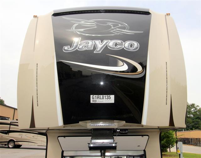 2016 Jayco Pinnacle