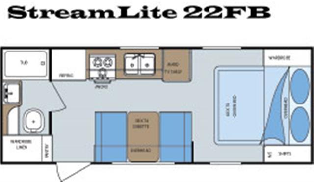 2008 Gulfstream Stream Lite