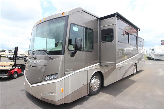 Buy a New Winnebago FORZA in Byron, GA.