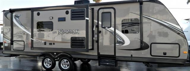 Used 2012 Dutchmen Kodiak 279RBSL Travel Trailer For Sale