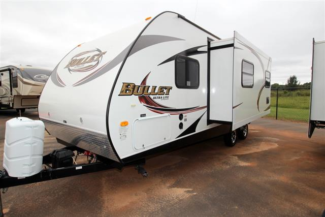 Used 2012 Keystone Bullet M246RBS Travel Trailer For Sale