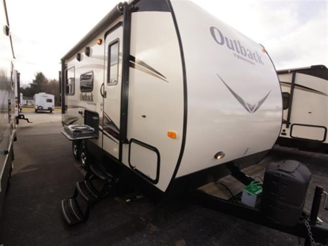 Used 2014 Keystone OUTBACK TERRAIN 210TRS Travel Trailer For Sale