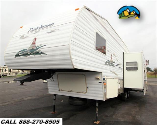 Used 2004 Dutchmen Classic 28BH Fifth Wheel For Sale