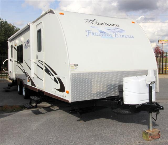 2010 Forest River Freedom Express