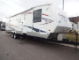 Used 2008 Crossroads Cruiser 32QB Travel Trailer For Sale