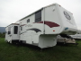 Used 2007 Crossroads Paradise Pointe 35SL Fifth Wheel For Sale