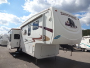 Used 2009 Forest River Silverback 30LSA Fifth Wheel For Sale