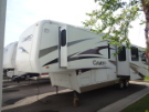Used 2008 Carriage Cameo 32SB2 Fifth Wheel For Sale