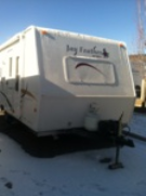 Used 2005 Jayco Jay Feather LGT 18 Travel Trailer For Sale