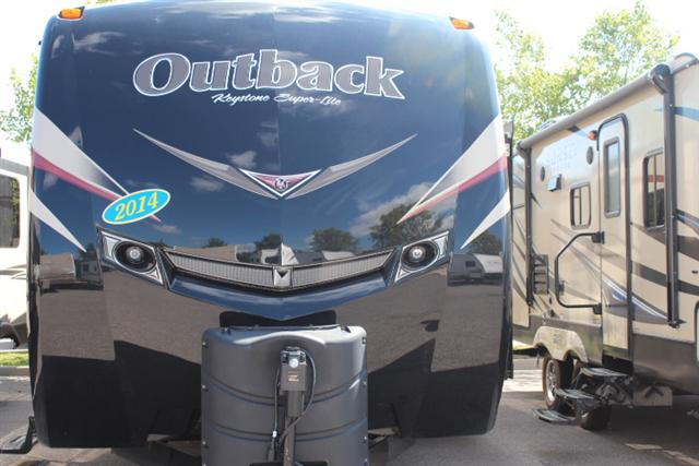 Buy a New Keystone Outback in Roanoke, VA.