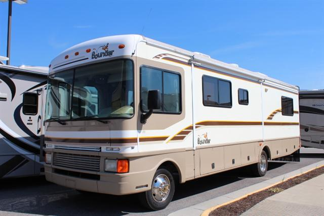 Buy a Used Fleetwood Bounder in Roanoke, VA.