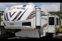 New 2015 Dutchmen VOLTAGE 3005 Fifth Wheel Toyhauler For Sale