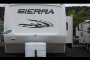 Used 2009 Forest River Sierra 302BHD Travel Trailer For Sale