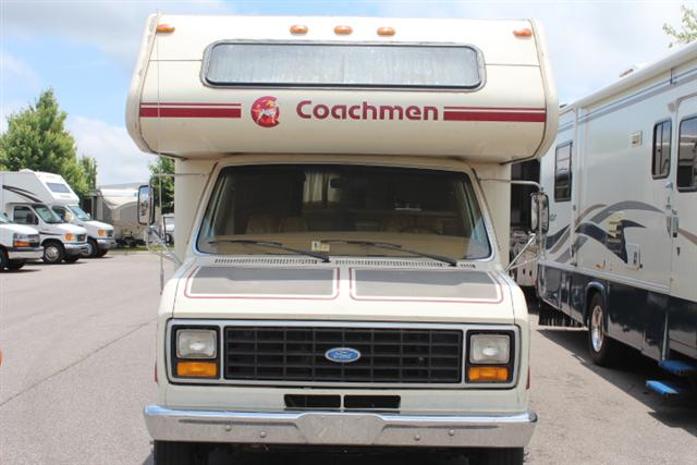 New 1983 coachmen coachmen 26 class c for sale