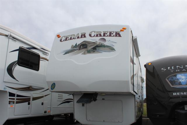 2007 Forest River Cedar Creek