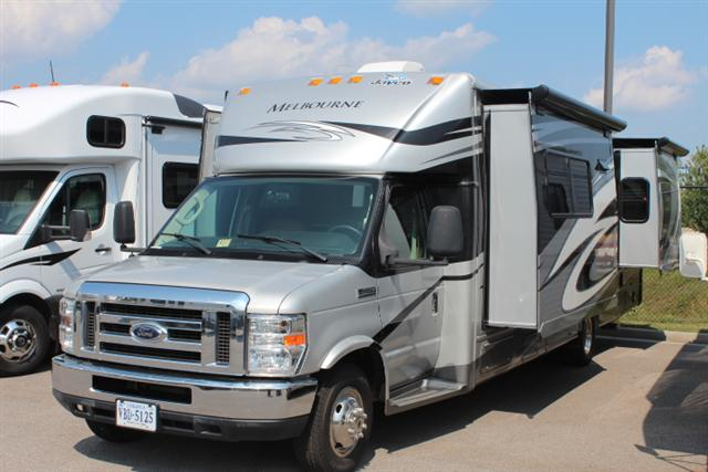 2010 jayco melbourne for Used class c motor home