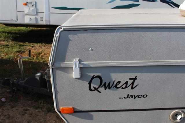Used 2003 Jayco Quest 10X Pop Up For Sale
