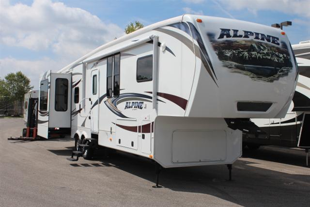 Buy a Used Keystone Alpine in Roanoke, VA.