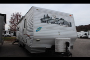 Used 2005 SUNRAY Smokey 25RLS Travel Trailer For Sale