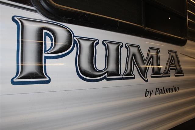 New 2015 Forest River Puma 28DSBS Travel Trailer For Sale