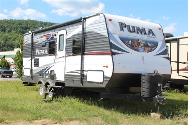 2016 Travel Trailer Forest River Puma