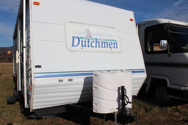 Used 2003 Dutchmen Dutchmen 26QB-SSL Travel Trailer For Sale