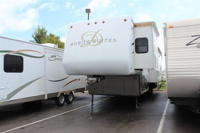 Used 2005 Double Tree RV DOUBLE TREE 32TK3 Fifth Wheel For Sale