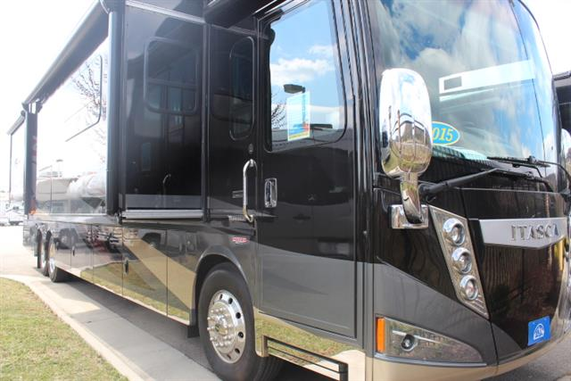New 2015 Itasca Ellipse 42QD Class A - Diesel For Sale