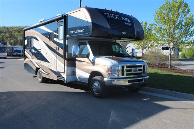 Used 2012 Fleetwood Tioga 25G Class C For Sale