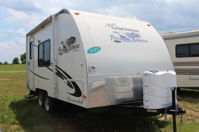 Used 2010 Forest River Coachmen 170 Travel Trailer For Sale