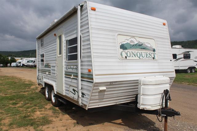 Used 2003 Gulfstream Conquest 19FDL Travel Trailer For Sale