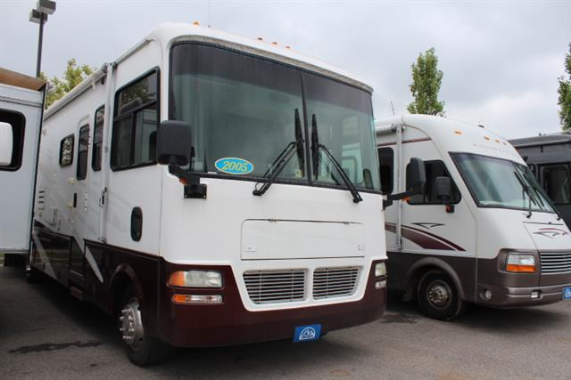 Used 2005 Tiffin Allegro 35TSA Class A - Gas For Sale