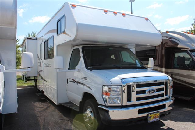 Used 2008 Winnebago Chalet 31J Class C For Sale