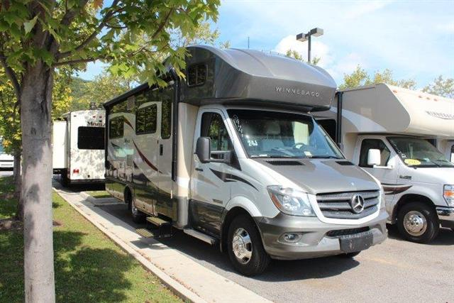 New 2016 Winnebago View 24J Class C For Sale