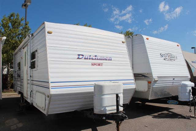 Used 2001 Dutchmen Sport M-19 Travel Trailer For Sale