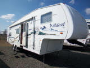Used 2007 Forest River Wildcat 30LSBS Fifth Wheel For Sale