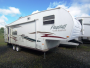 Used 2008 Forest River Flagstaff 8528GTSS Fifth Wheel For Sale