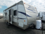 Used 2013 Crossroads Zinger 23FB Travel Trailer For Sale