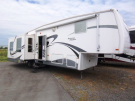 Used 2008 NuWa Discover America 348SB Fifth Wheel For Sale