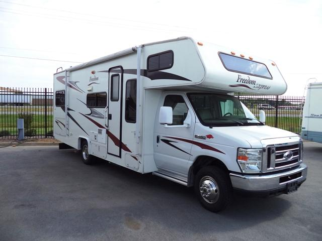 Buy a Used Coachmen Freedom Express in Little Rock, AR.