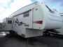 Used 2006 Jayco Eagle 34RLQS Fifth Wheel For Sale
