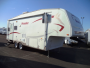 Used 2007 Fleetwood Prowler 260RL    Fifth Wheel For Sale