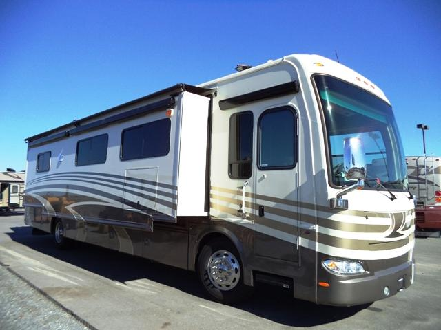 2013 Class A - Diesel Thor Motor Coach Tuscany