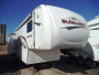 Used 2008 Heartland Sundance 2900MK Fifth Wheel For Sale