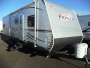 Used 2014 Heartland Pioneer 30QB Travel Trailer For Sale