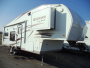 Used 2011 Forest River Rockwood 8280WS Fifth Wheel For Sale