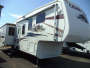 Used 2007 Forest River Cedar Creek 36 Fifth Wheel For Sale
