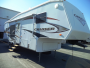 Used 2008 Crossroads Cruiser 29RK Fifth Wheel For Sale